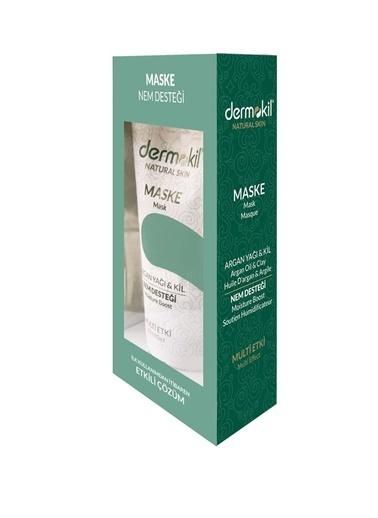 Dermokil Dermokil Natural Skın Maske Kırışık Ve Sakma Karşıtı 75 Ml Renksiz